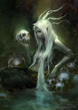 Image result for Evil Women Art Drawings