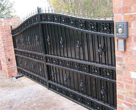 Image result for metal gate