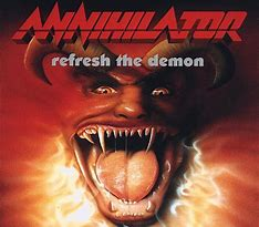 Image result for demonic album covers
