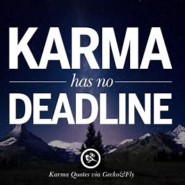 Funny Quotes About Karma